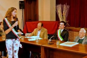 03_Laura Fiorani_sindaco del consiglio comunale dei ragazzi